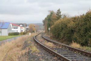 Horlofftalbahn über Nidda